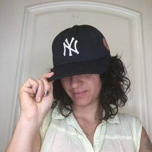 "MLB New York Yankees Baseball Cap 7 1/8"""